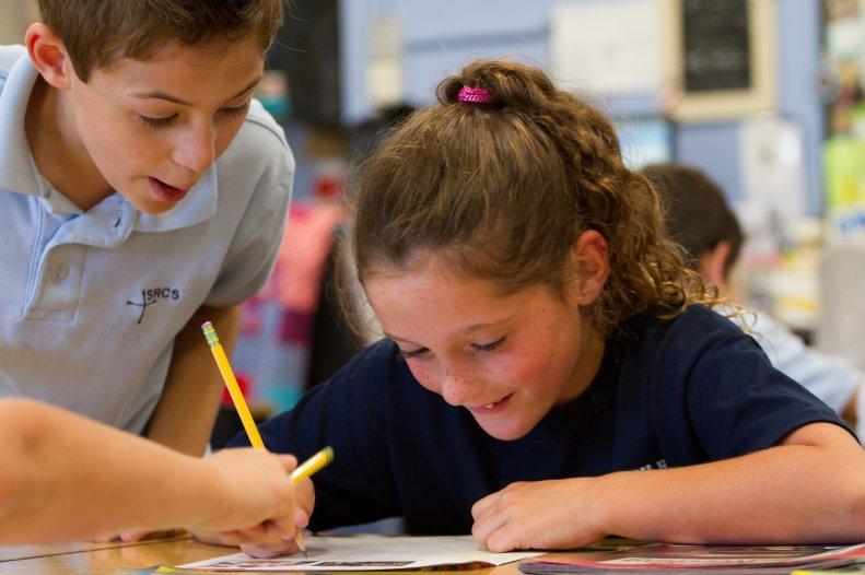 Christian school homework help